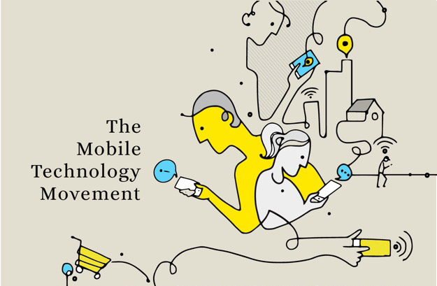 WSI Infographic: The Mobile Technology Movement