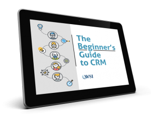The Beginner's Guide to CRM